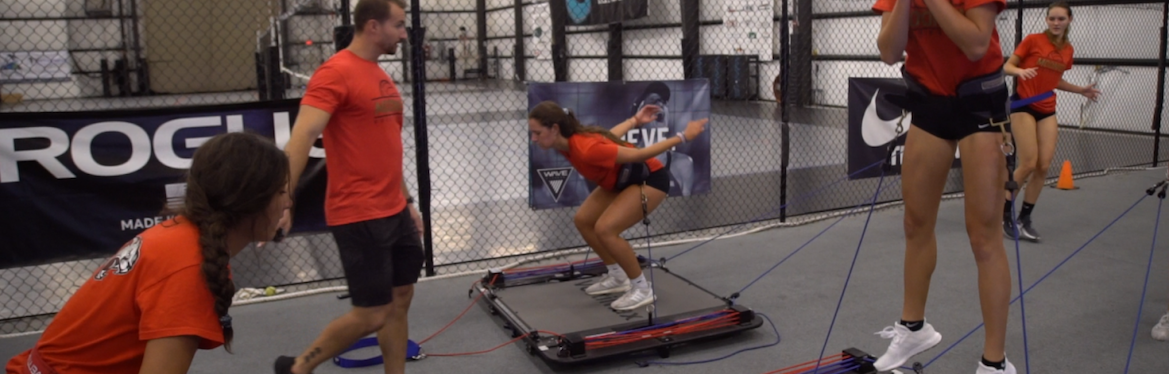 high school athlete specific volleyball performance training