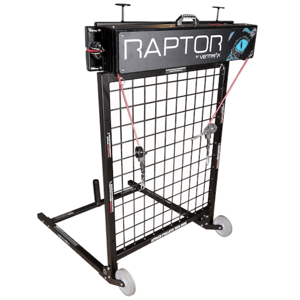 raptor athletic training equipment with mounting rack bundle