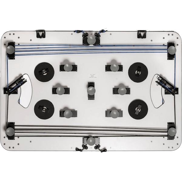vertimax v8 ex athletic performance training equipment bottom view
